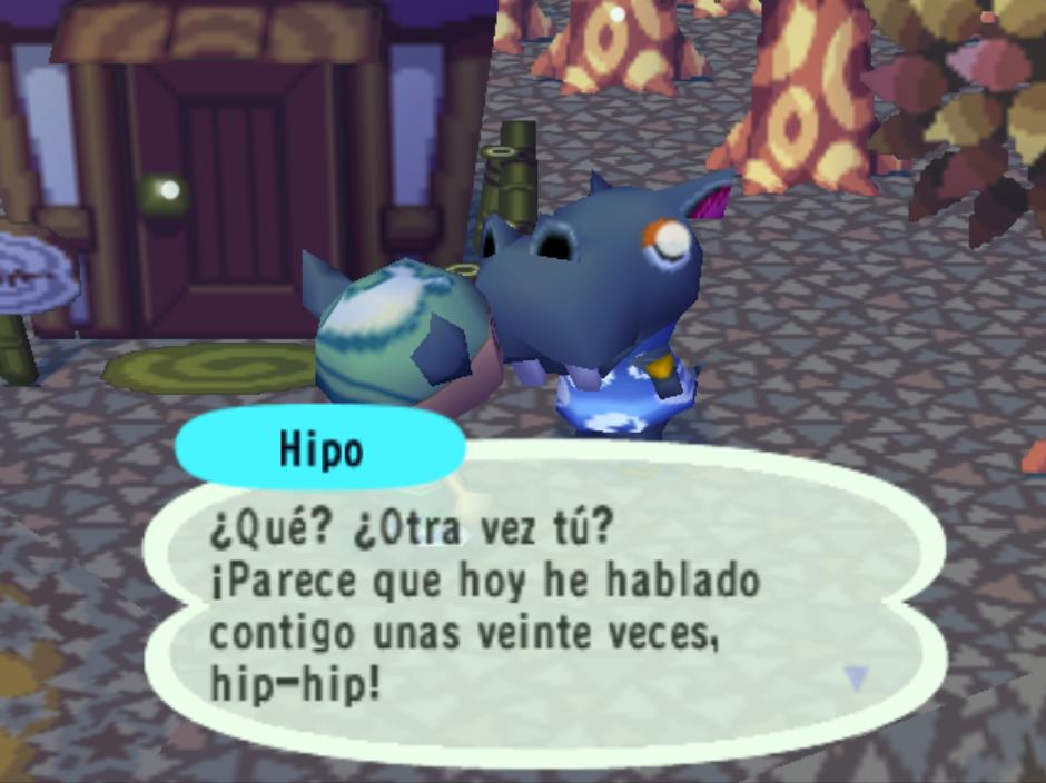 Hipo animal crossing enciclopedia fandom powered by wikia for Hipo muebles