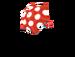 Umbrella Toad parasol