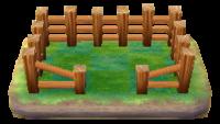 PWP-Fence model