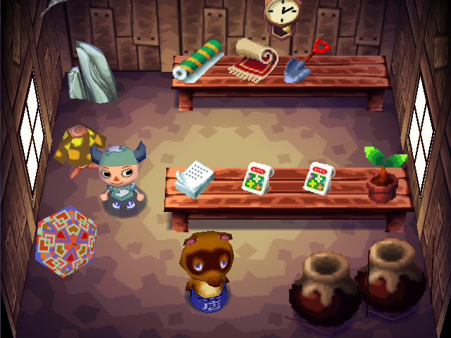 File:Nook's Cranny Animal Forest 64.PNG