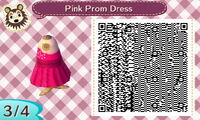Pink Prom Dress 34