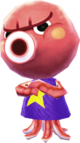 Octavian - Animal Crossing New Leaf