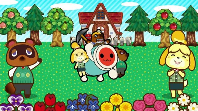 File:Isabelle and Tom Nook and AC Wada-don TnT ATD.jpg