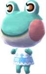 Lily - Animal Crossing New Leaf