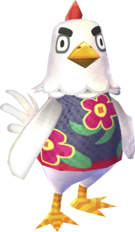 File:-Goose - Animal Crossing New Leaf.png