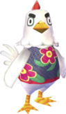 -Goose - Animal Crossing New Leaf