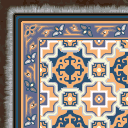 Flooring exquisite rug