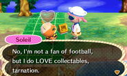 Soleil ACNL Collectables