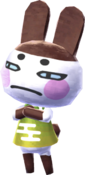 Genji - Animal Crossing New Leaf
