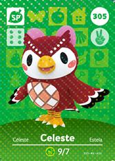 Amiibo 305 Celeste