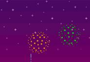 Fireworks show ww