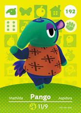 Amiibo 192 Pango