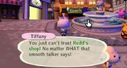 Angry Tiffany