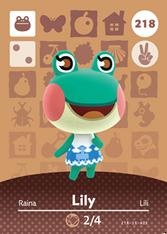 Lily Villager Animal Crossing Wiki Fandom Powered Wikia