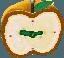 Juicy-apple clock gold