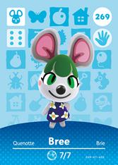 Amiibo 269 Bree