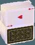 Card dresser black