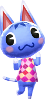 -Rosie - Animal Crossing New Leaf