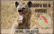 Hyenajag