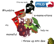 Mlg as hell