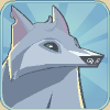 Arctic-Wolf Icon