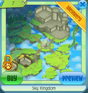 Diamond Den Sky Kingdom