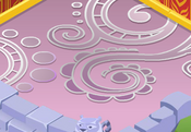 Sir-Gilberts-Palace Pink-Swirls
