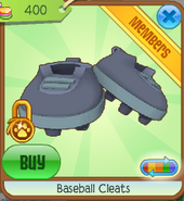 Baseball cleats3