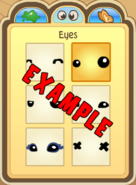 Pet-Customization Example-Eyes