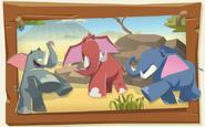 Elephants daily explorer