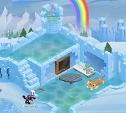 Snow Fort Construction