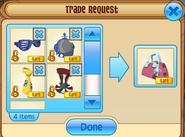 Trading system glitch