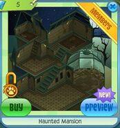 Diamond-Shop Haunted-Mansion