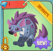 Giant-hyena
