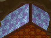 Enchanted-Hollow Blue-Star-Walls