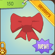 Image result for animal jam jamaaliday bows 2011