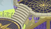 Fantasy-Castle Spiderweb-Floors