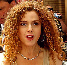bernadette peters filmography
