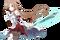 Normal Asuna Render By HeiReborn