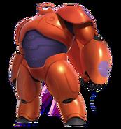 Baymax Armor Render
