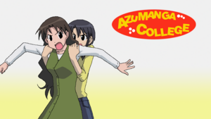Azumanga Collage 2nd Poster Art
