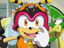 Charmy the Bee (Sonic X)