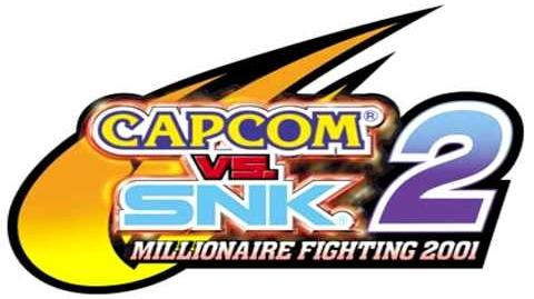 Capcom vs SNK 2 Music - MODE SELECT