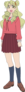 Saki (Azumanga Daioh Design)