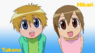 Takeru and hikari characters art by artchanxv-d838yrg