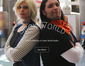 Geek World Radio