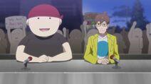 Kage (Akiba's Trip Ep 8)