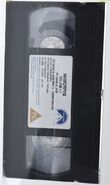 Animorphs UK VHS tape volume 1 front shrink wrapped