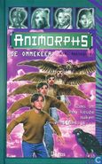 Animorphs 13 the change dutch cover