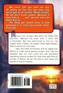 Animorphs 30 The Reunion back cover